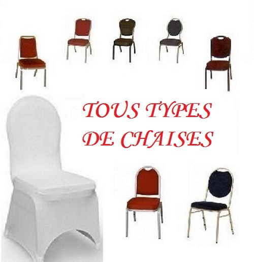lot 100 housse de chaise lycra extensible mariage neuf blanc. Black Bedroom Furniture Sets. Home Design Ideas